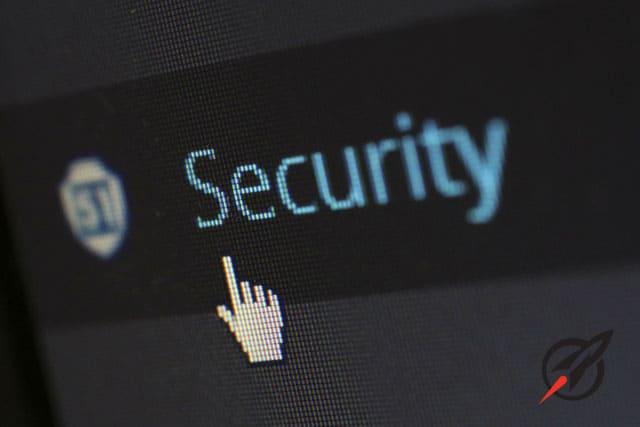 weboldal biztonsága